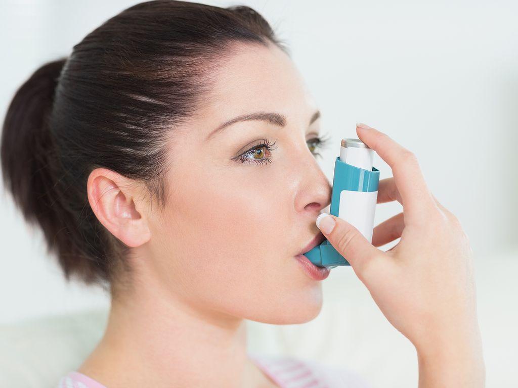 5 millions de personnes souffrent d'asthme en France.