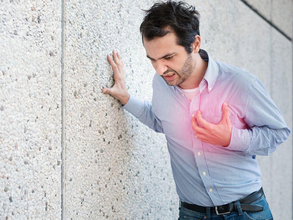 L'infarctus est une nécrose du myocarde, la partie musculaire du cœur.